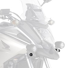 GIVI Kit de montage pour spotlights S310,S320 ou S321 LS1146