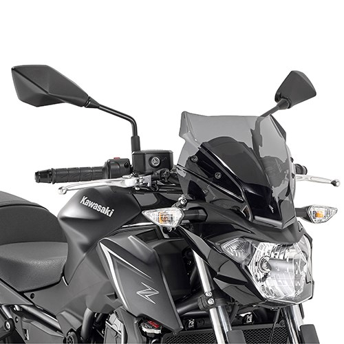 GIVI Windscherm - Naked bike - A A4117