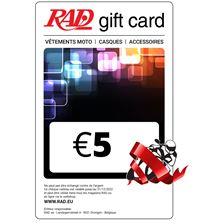 RAD Chèque-cadeau Numérique Francophone coupon imprimable