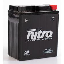NITRO Batterie fermée sans entretien YTZ8V