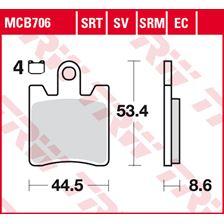 TRW SRT remblokken MCB706SRT