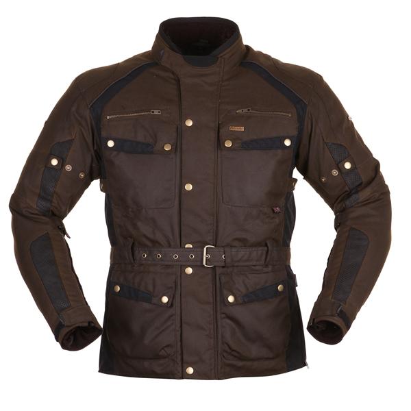 MODEKA Glasgow Jacket Olive