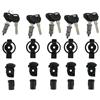 GIVI Veiligheidsslot 5 stuks - SL105 met dezefde sleutels