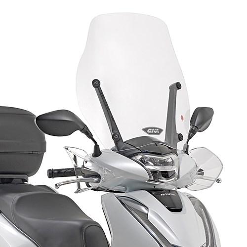 GIVI Verhoogd transparant windscherm - ST D1155ST