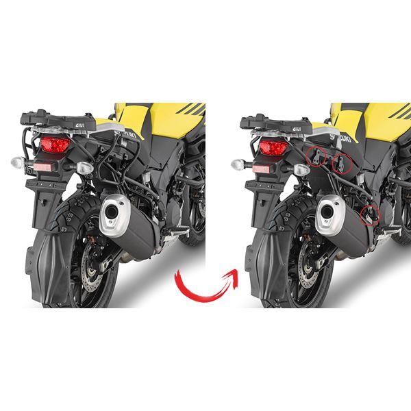 GIVI Zijkofferhouders V35  en V37 koffers - PLXR PLXR3114
