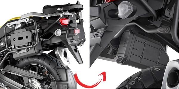 GIVI Specifieke montagekit voor toolbox S250 TL3114KIT