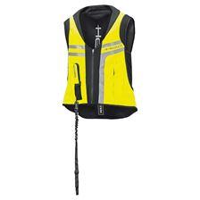 HELD Air Vest II Zwart-Fluo geel