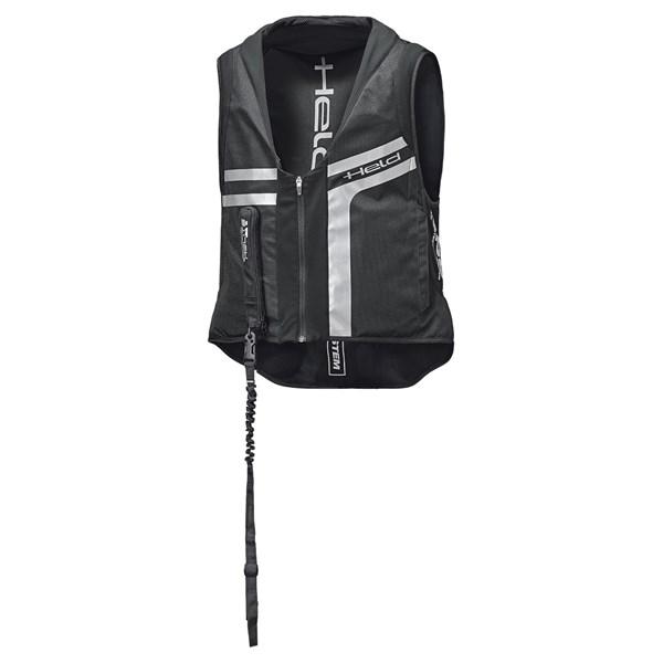 HELD Air Vest II Noir King Size