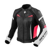 REV'IT! Xena 2 Jacket Wit - Fuchsia