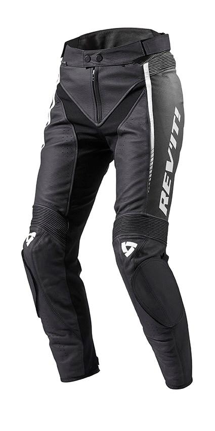 REV'IT! Xena 2 Pants Noir - Blanc