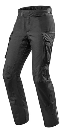 Outback Pants Zwart lang