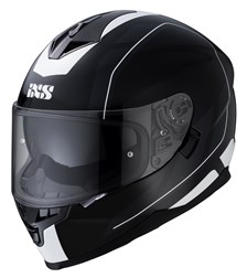 IXS iXS 1100 2.0 Zwart - Grijs - Wit