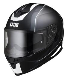 IXS iXS 1100 2.0 Mat Zwart - Wit