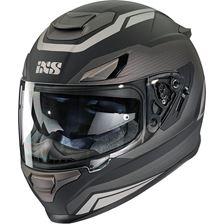 IXS iXS 315 2.0 Mat Noir - Anthracite - Gris