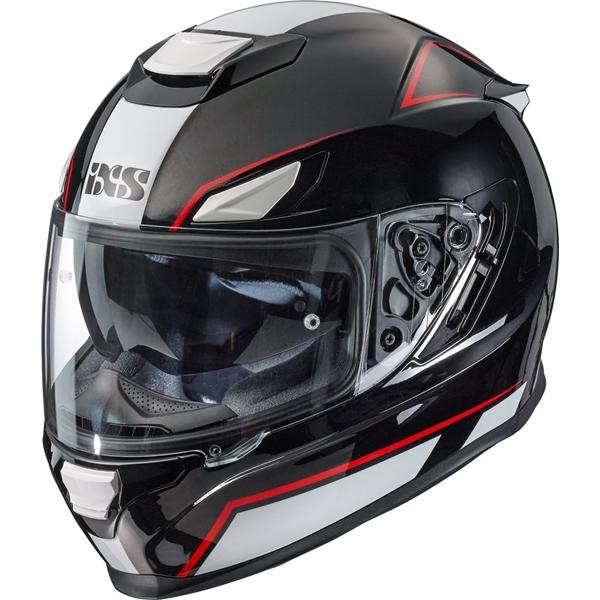 IXS iXS 315 2.1 Noir - Blanc - Rouge