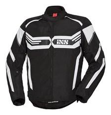 IXS RS-400-ST Jacket Noir - Blanc