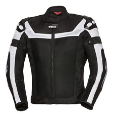 IXS RS-1000-Air Jacket Noir - Blanc