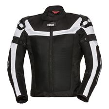 IXS RS-1000-Air Jacket Zwart - Wit