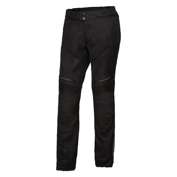 IXS Comfort-Air Pants Zwart Kort