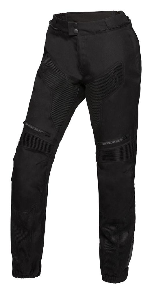 IXS Comfort-Air Lady Pants Zwart