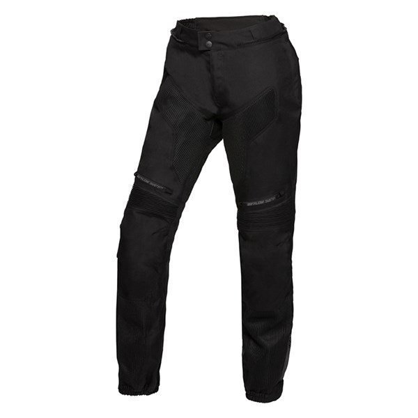 IXS Comfort-Air Lady Pants Zwart Kort