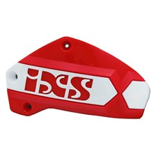 IXS RS-1000 Shoulder slider Rouge - Blanc