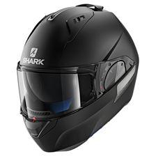 SHARK Evo-One 2 Blank Mat zwart KMA