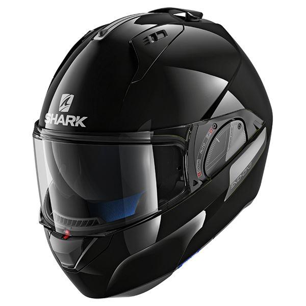 SHARK Evo-One 2 Blank Zwart BLK