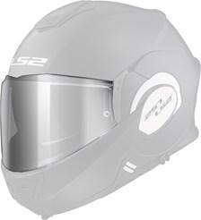 LS2 Vizier OF-MHR-89 Spiegelvizier zilver