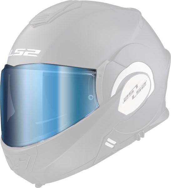 LS2 Vizier OF-MHR-89 Spiegelvizier blauw