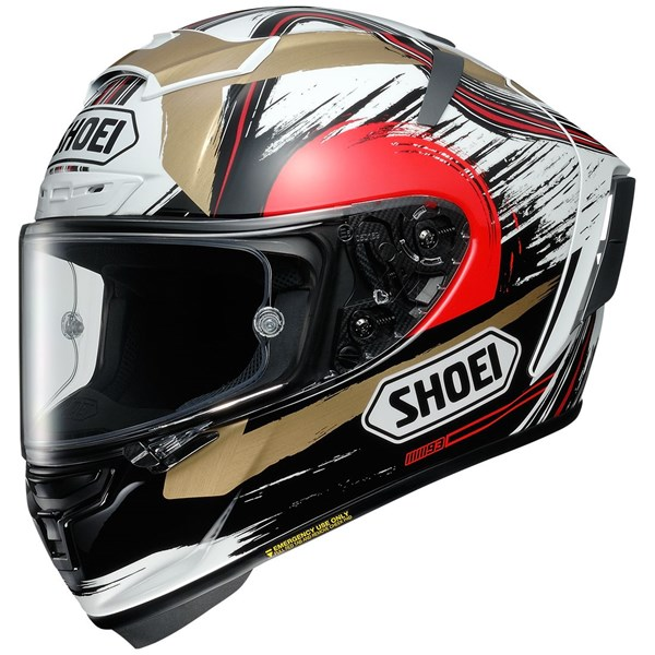 SHOEI X-Spirit III Marquez Motegi 2 TC-1