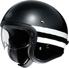 SHOEI J.O Sequel Zwart-Wit TC-5
