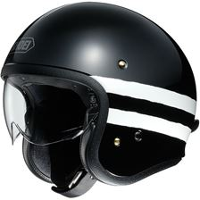 SHOEI J.O Sequel Noir-Blanc TC-5