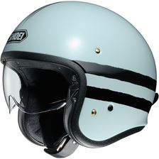 SHOEI J.O Sequel Bleu-Noir TC-10