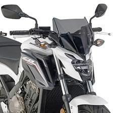 GIVI Windscherm - Naked bike - A A1159