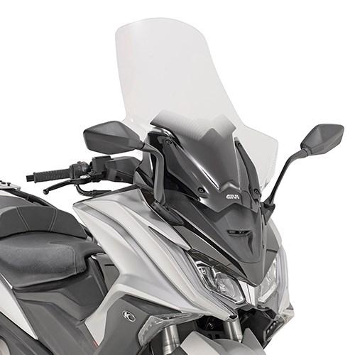 GIVI Verhoogd transparant windscherm - ST D6110ST