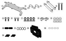 GIVI Specifieke montagekit voor toolbox S250 TL4121KIT