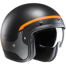 HJC FG-70s Modik Noir - Gris - Orange