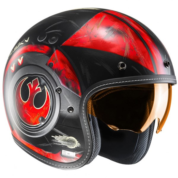 HJC FG-70s Star Wars Poe Dameron