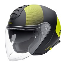 SCHUBERTH M1 Resonance Zwart - Fluogeel