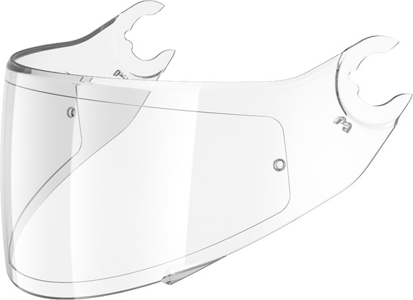 SHARK Visière VZ160 Claire V7 (préparée pour Pinlock)