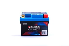 SHIDO Batterie Lithium-Ion Connect LTZ5S-CNT