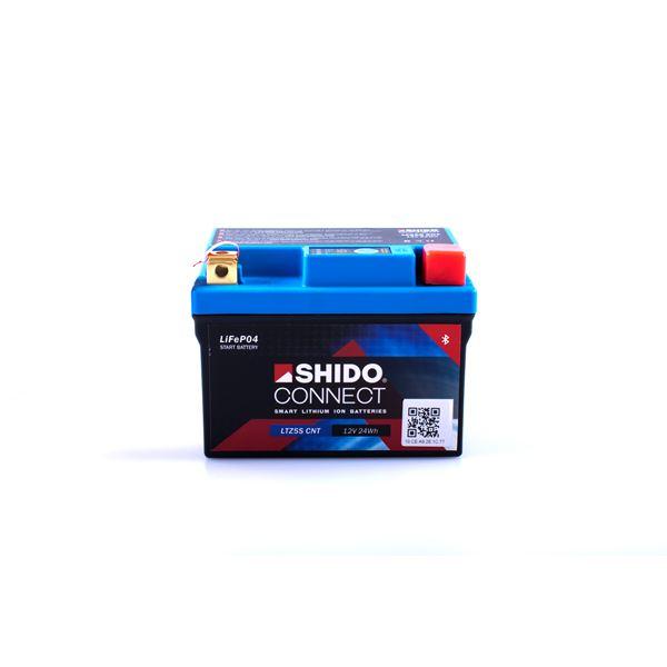 SHIDO Batterie Lithium-Ion Connect LTZ5S-CNT