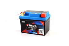 SHIDO Batterie Lithium-Ion Connect LTZ7S-CNT