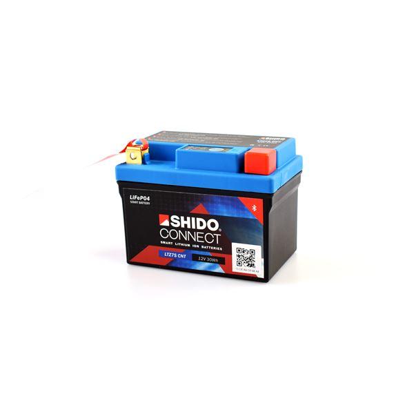 SHIDO Batterie Lithium-Ion Connect LTZ7S-CNT