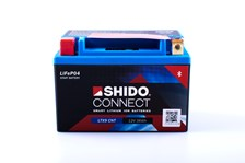 SHIDO Batterie Lithium-Ion Connect LTX9-CNT