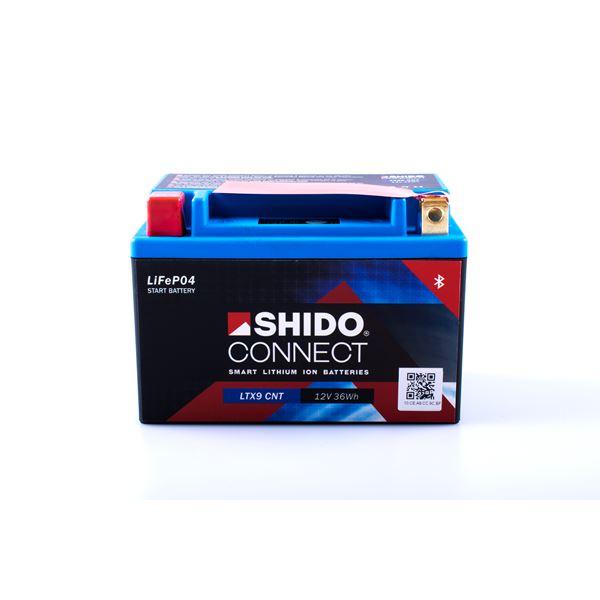 SHIDO Lithium-Ion Connect batterij LTX9-CNT