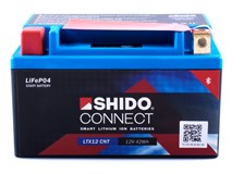 SHIDO Batterie Lithium-Ion Connect LTX12-CNT