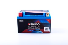 SHIDO Batterie Lithium-Ion Connect LTX14-CNT