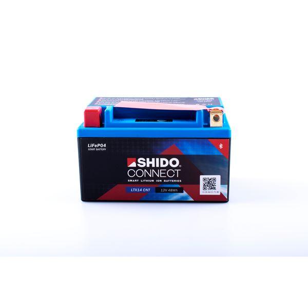 SHIDO Lithium-Ion Connect batterij LTX14-CNT